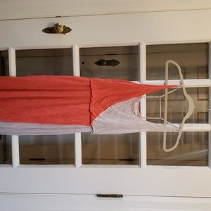 Drapey sundress by Anthropologie